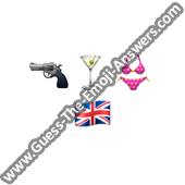 Guess The Emoji James Bond